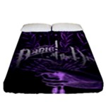 Panic At The Disco Fitted Sheet (King Size)