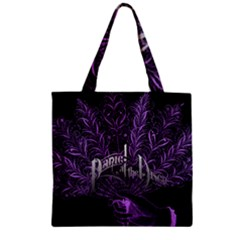 Panic At The Disco Zipper Grocery Tote Bag by Onesevenart