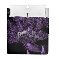 Panic At The Disco Duvet Cover Double Side (full/ Double Size) by Onesevenart