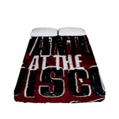 Panic At The Disco Poster Fitted Sheet (full/ Double Size) by Onesevenart