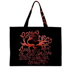 Panic At The Disco   Lying Is The Most Fun A Girl Have Without Taking Her Clothes Zipper Mini Tote Bag by Onesevenart