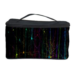 Brain Cell Dendrites Cosmetic Storage Case by Mariart