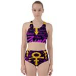 Prince Poster Racer Back Bikini Set
