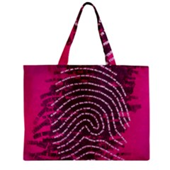 Above & Beyond Sticky Fingers Zipper Mini Tote Bag by Onesevenart
