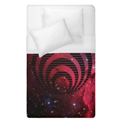 Bassnectar Galaxy Nebula Duvet Cover (single Size) by Onesevenart