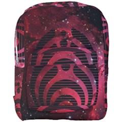 Bassnectar Galaxy Nebula Full Print Backpack by Onesevenart