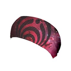 Bassnectar Galaxy Nebula Yoga Headband by Onesevenart