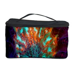 Live Green Brain Goniastrea Underwater Corals Consist Small Cosmetic Storage Case by Mariart