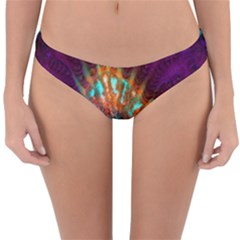 Live Green Brain Goniastrea Underwater Corals Consist Small Reversible Hipster Bikini Bottoms by Mariart