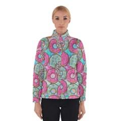 Donuts Pattern Winterwear by ValentinaDesign