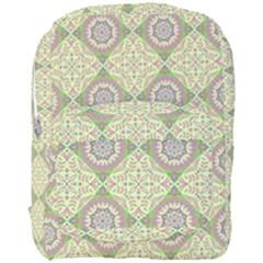 Oriental Pattern Full Print Backpack