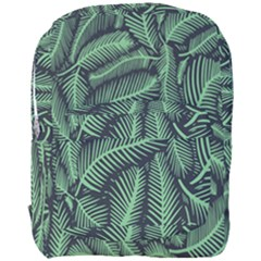 Coconut Leaves Summer Green Full Print Backpack by Mariart