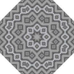 Triangle Wave Chevron Grey Sign Star Straight Umbrellas by Mariart