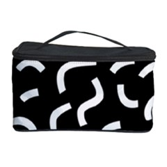 Toucan White Bluered Cosmetic Storage Case by Mariart