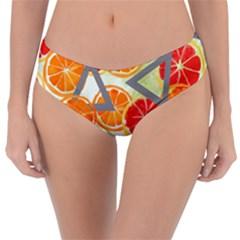 Citrus Play Reversible Classic Bikini Bottoms by allgirls