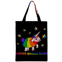 Unicorn Sheep Classic Tote Bag by Valentinaart