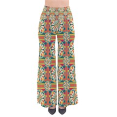 Eye Catching Pattern Pants by linceazul