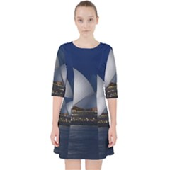 Landmark Sydney Opera House Pocket Dress