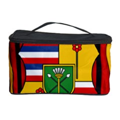 Kingdom Of Hawaii Coat Of Arms, 1795 1850 Cosmetic Storage Case by abbeyz71