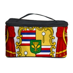 Kingdom Of Hawaii Coat Of Arms, 1850 1893 Cosmetic Storage Case by abbeyz71