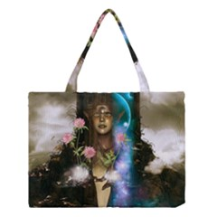 The Wonderful Women Of Earth Medium Tote Bag by FantasyWorld7
