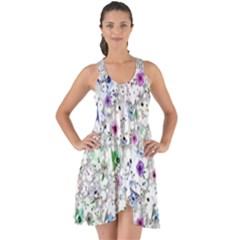 Lovely Shapes 1a Show Some Back Chiffon Dress