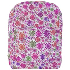 Lovely Shapes 3a Full Print Backpack by MoreColorsinLife