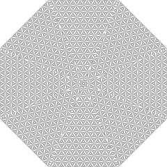 Seamless Pattern Monochrome Repeat Hook Handle Umbrellas (medium) by Nexatart