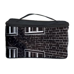 Graphics House Brick Brick Wall Cosmetic Storage Case by Nexatart