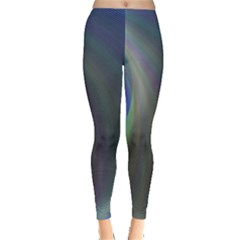 Gloom Background Abstract Dim Leggings  by Nexatart