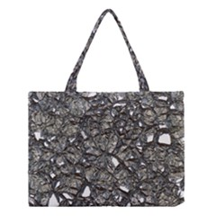 Jagged Stone 3a Medium Tote Bag by MoreColorsinLife