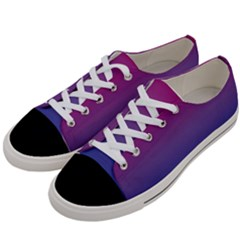 Bi Rainbow Women s Low Top Canvas Sneakers by AllOverIt