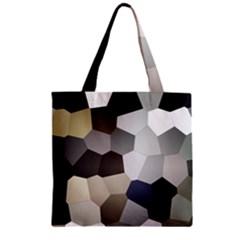 Camo Love Zipper Grocery Tote Bag by norastpatrick