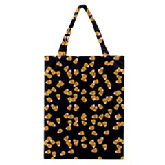 Candy Corn Classic Tote Bag by Valentinaart