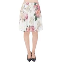Downloadv Velvet High Waist Skirt by MaryIllustrations