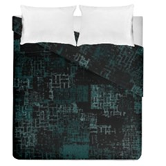 Abstract Art Duvet Cover Double Side (queen Size)