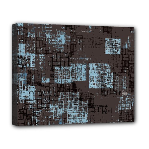 Abstract Art Deluxe Canvas 20  X 16   by ValentinaDesign