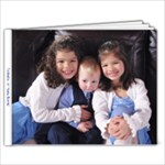 portraits - 11 x 8.5 Photo Book(20 pages)