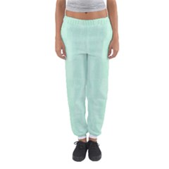 Line Blue Chevron Women s Jogger Sweatpants by Mariart