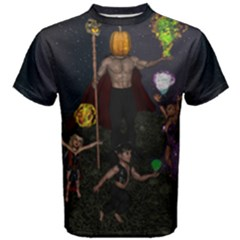 Samhain Cotton Tee by smartoffantasy