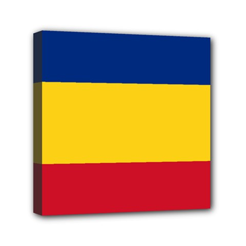 Gozarto Flag Mini Canvas 6  X 6  by abbeyz71
