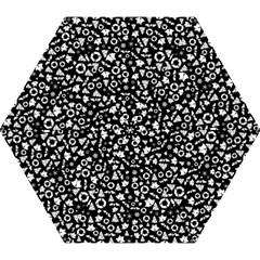 Xmas Pattern Mini Folding Umbrellas by Valentinaart
