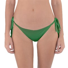 Course Colorful Pattern Abstract Green Reversible Bikini Bottom