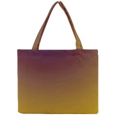 Course Colorful Pattern Abstract Mini Tote Bag by Nexatart