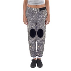 Black Hole Blue Space Galaxy Star Light Women s Jogger Sweatpants by Mariart
