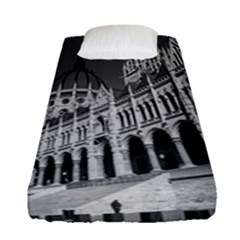 Architecture Parliament Landmark Fitted Sheet (single Size)