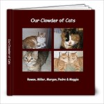 Cats - 8x8 Photo Book (20 pages)