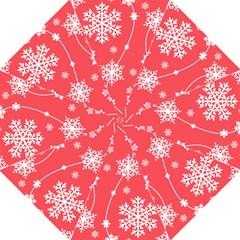 Winter Pattern 9 Folding Umbrellas by tarastyle