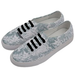 Countryblueandwhite Men s Classic Low Top Sneakers by theunrulyartist