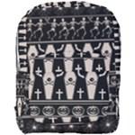 Halloween pattern Full Print Backpack